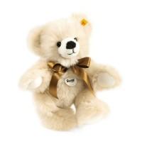 Steiff - Teddybären - Teddybären für Kinder - Bobby Schlenker-Teddybär, creme, 30cm