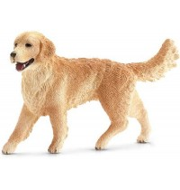 Schleich - World of Nature - Farm Life - Hunde - Golden Retriever Hündin