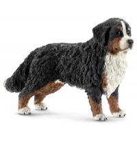 Schleich - World of Nature - Farm Life - Hunde - Berner Sennenhündin