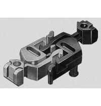 Fleischmann piccolo - PROFI-Kupplung mit Blatt-Richtfeder und Abdeckplatte