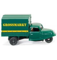 Wiking - Goli-Dreirad Großmarkt
