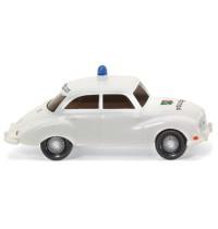 Wiking - Polizei - DKW 1000 Limousine