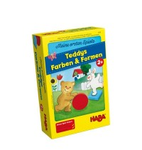 HABA® - Meine ersten Spiele - Teddys Farben und Formen