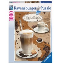Ravensburger Puzzle - Latte Macchiato, 1000 Teile