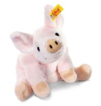Steiff - Steiffs Minis - Steiffs kleine Freunde - kleiner Floppy Sissi Schwein, 16cm