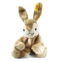 Steiff - Steiffs Minis - Steiffs kleine Freunde - Floppy Hoppel Hase, hellbraun, 16cm