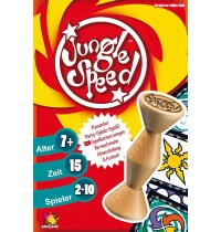 Asmodée - Jungle Speed Big Box