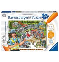 Ravensburger Puzzle - tiptoi - Entdecken, Erleben: Im Einsatz, 100 Teile
