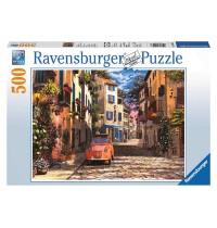 Ravensburger Puzzle - Im Herzen Südfrankreichs, 500 Teile
