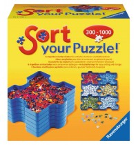 Ravensburger Puzzle - Sort Your Puzzle!