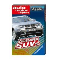 Ravensburger Spiel - Supertrumpf Quartett Crossover SUVs