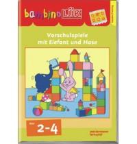 bambinoLÜK - Erstes Lernen mit Elefant und Hase