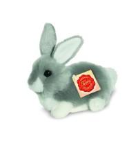 Teddy-Hermann - Hase sitzend grau, 15 cm
