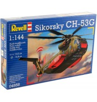 Revell - CH-53G Heavy Transport Helico