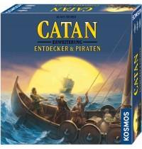 KOSMOS - Catan - Entdecker und Piraten 3-4 Spieler