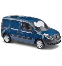 Busch Automodell - MB Citan Kastenwagen CMD, Blau