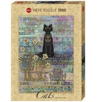 Heye - Standardpuzzle 1000 Teile - Jane Crowther, Egyptian