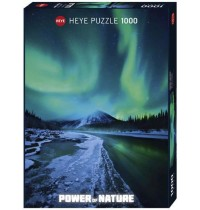 Heye - Standardpuzzle 1000 Teile - Power of Nature, Lights