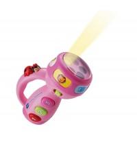 VTech - Baby - Fröhliche Taschenlampe pink