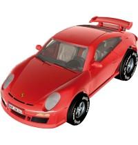 Darda - Fahrzeuge - Porsche GT3 rot