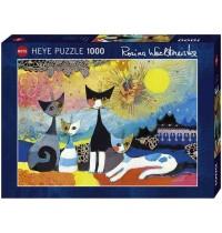 Heye - Standardpuzzle 1000 Teile - Rosina Wachtmeister, Laces