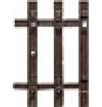 Roco - H0 - Schwellenendstück Roco Line zu Flexgleis mit Holzschwellen
