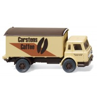 Wiking - Koffer-Lkw International Harvester Carstens Caffee