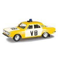"""Herpa - Wolga M 24 """"Polizei Tschechien"""""""