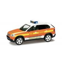 """Herpa - BMW X5™ Einsatzleitwagen """"Feuerwehr Parderborn"""""""