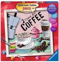 Ravensburger Spiel - Malen nach Zahlen Deco - Coffee