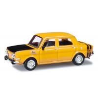 Herpa - Simca Rallye II, ginstergelb