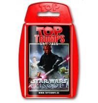 Winning Moves - Top Trumps Star Wars™ Episode I