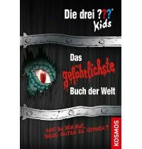 KOSMOS - Die drei ??? Kids - Das gefährlichste Buch der Welt