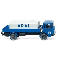 Wiking - Lkw mit Öltank MAN ARAL
