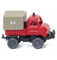 Wiking - Feuerwehr Unimog U 411, Spur N