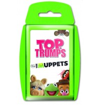 Winning Moves - Top Trumps Muppets