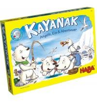 HABA® - Kayanak - Angeln, Eis und Abenteuer