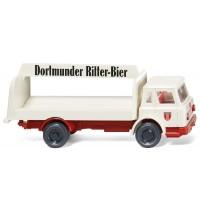 Wiking - Getränke-Lkw Internat. Harvester - Ritter-Bier 1962-79