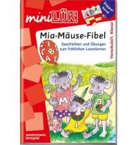 miniLÜK - Mia-Mäusefibel zum Lesenlernen (Doppelband)