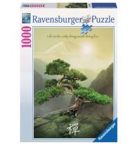 Ravensburger Puzzle - Trend - Zen Baum, 1000 Teile