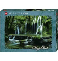 Heye - Standardpuzzle 1000 Teile - Magic Forests - Cascades