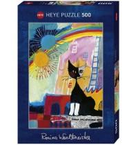 Heye - Standardpuzzle 500 Teile - Serafino, Rosina Wachtmeister
