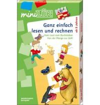 miniLÜK - Set Ganz einfach Lesen/Rechnen