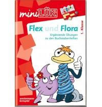 miniLÜK - Flex und Flora Deutsch Klasse 1