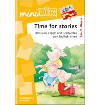 miniLÜK - Time for stories ab Klasse 3