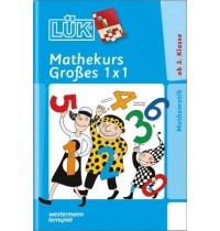 LÜK - Mathekurs Großes 1x1 ab 3. Klasse