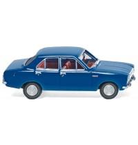 Wiking - Ford Escort, dunkelblau