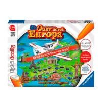 Ravensburger Spiel - tiptoi - Quer durch Europa