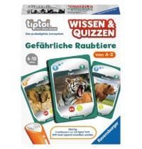 Ravensburger Spiel - tiptoi - Wissen und Quizzen: Gefährliche Raubtiere