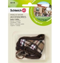 Schleich - World of Nature - Farm Life - Zubehör - Decke + Halfter